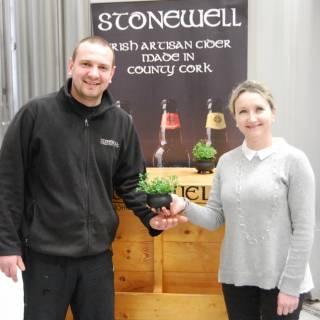 Irish artisan cider made in County Cork - Stonewell Cider