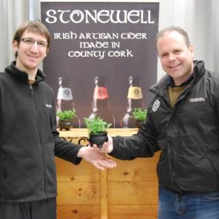 Stonewell Cider - Irish artisan cider made in County Cork