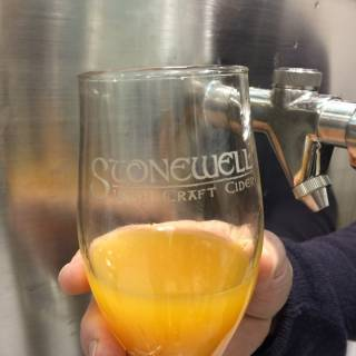 Stonewell Irish craft cider - quality natural cider made in County Cork