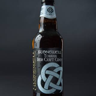 Stonewell Tobarin Cider - quality Irish craft cider made in Cork