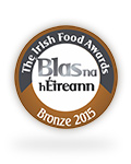 Irish Food Awards Bronze winner 2015 - Stonewell Cider