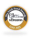 Irish food awards gold winner - Stonewell Cider